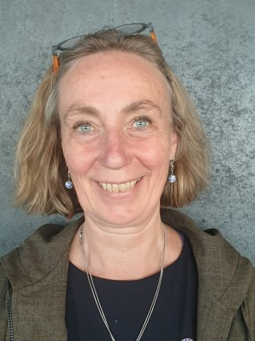 Helena Lindgren porträtt