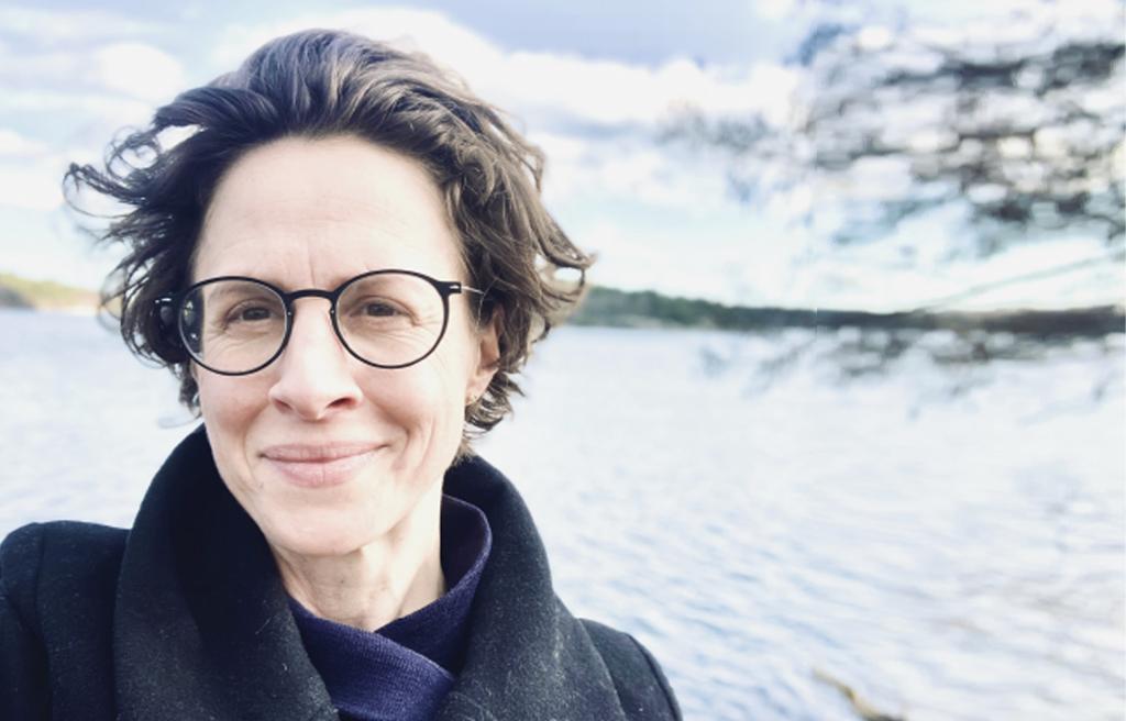 Porträtt Gabriella Hök